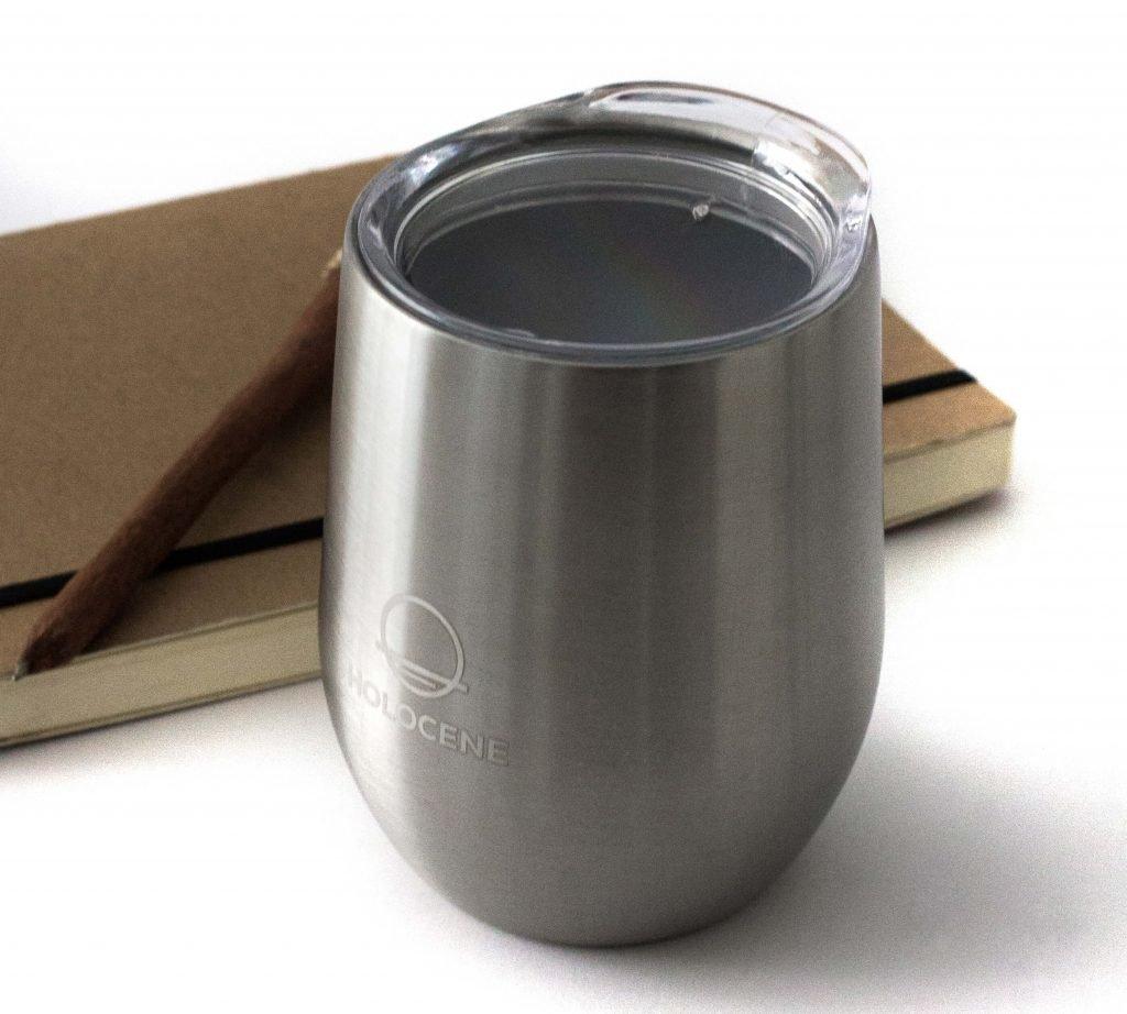 Vaso isotérmico de acero inoxidable 350 ml