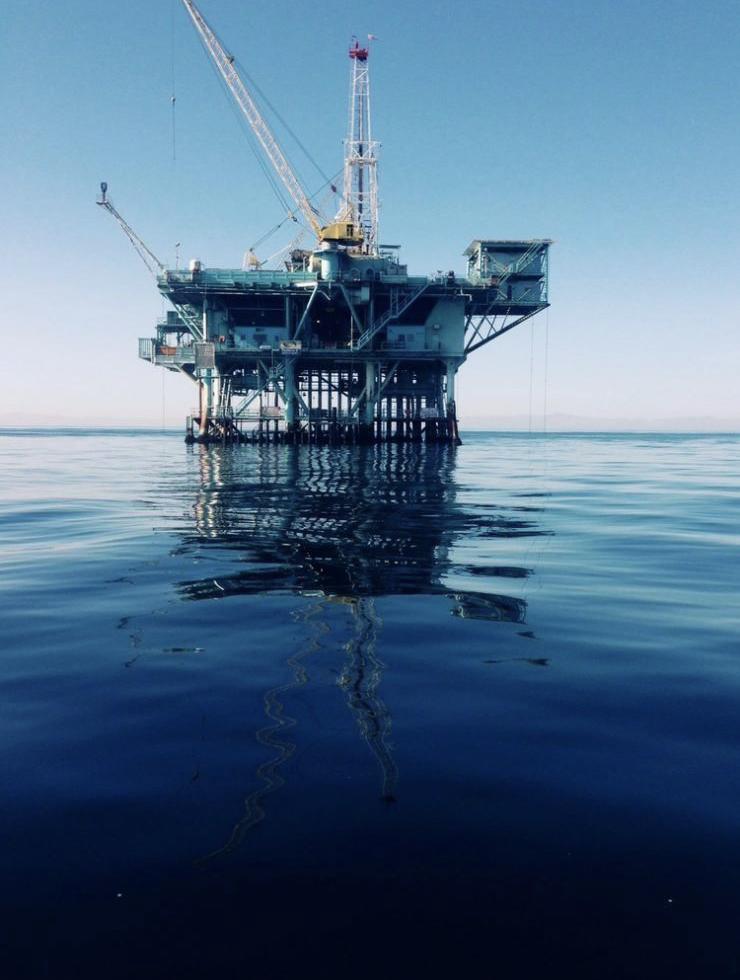 Esta plataforma, localizada en Santa Bárbara (California) a 5.8 millas de costa y a 57 metros de profundidad, fue la fuente del derrame de petróleo en 1969.