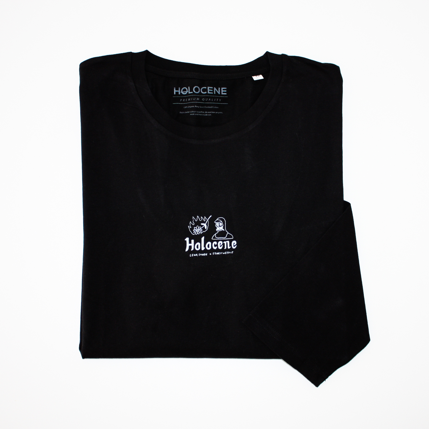 Anthropocene Black Tee