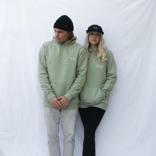 Made for Nature - Sudadera Orgánica Unisex