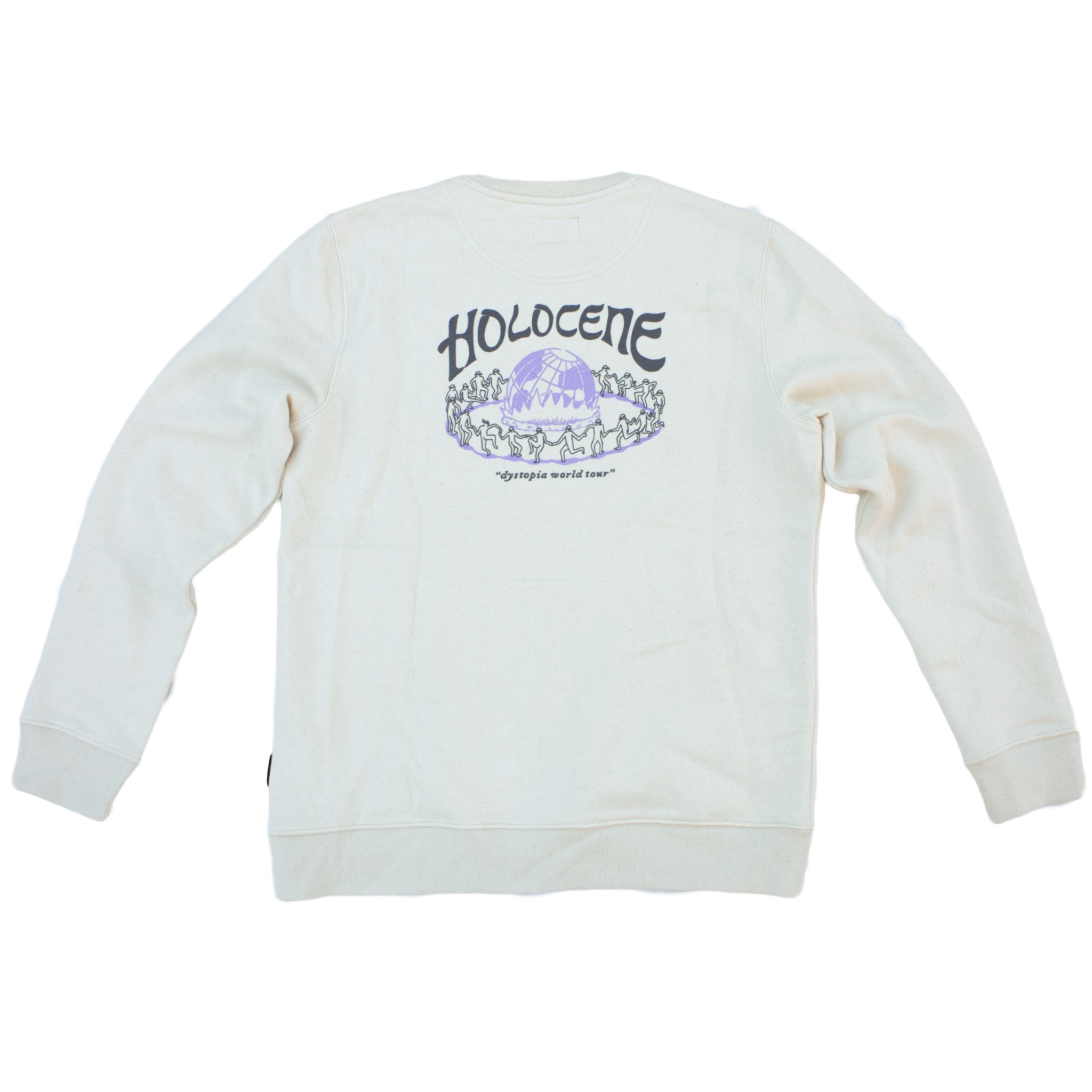 Dystopia World Tour Raw Sweatshirt