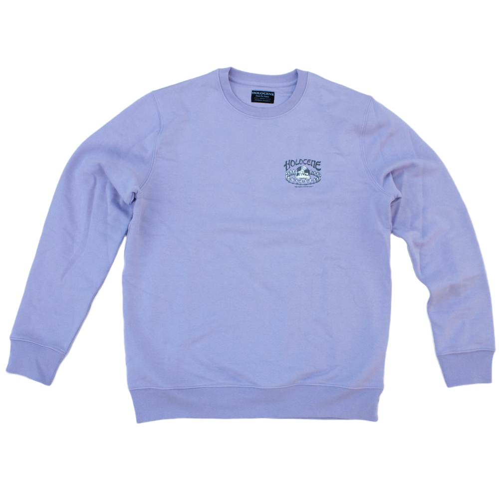 Dystopia World Tour Lavender Sweatshirt