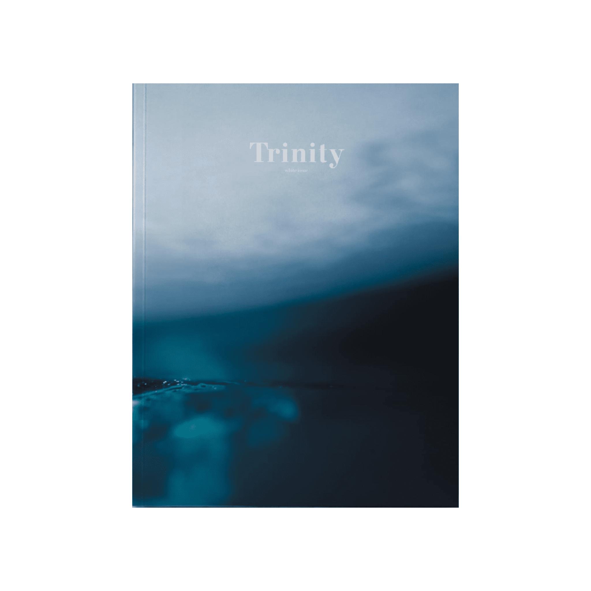 "Trinity Surfing Magazine ""White Issue"""