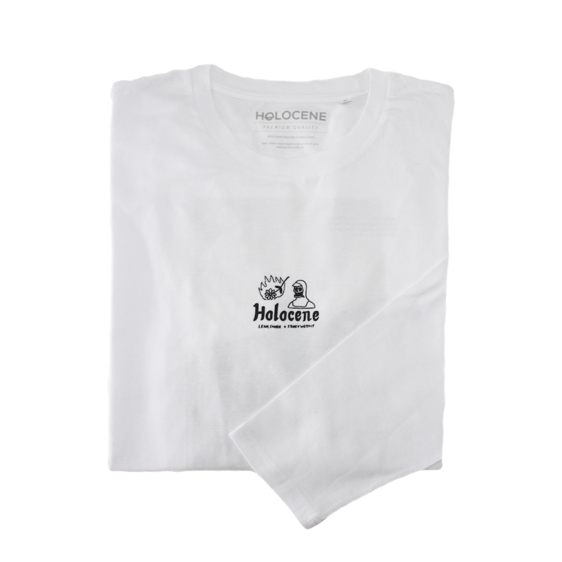 Anthropocene White Tee