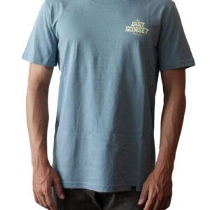 The Last Sunset - Camiseta Orgánica Unisex