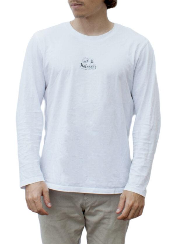 Anthropocene - Camiseta Manga Larga Unisex