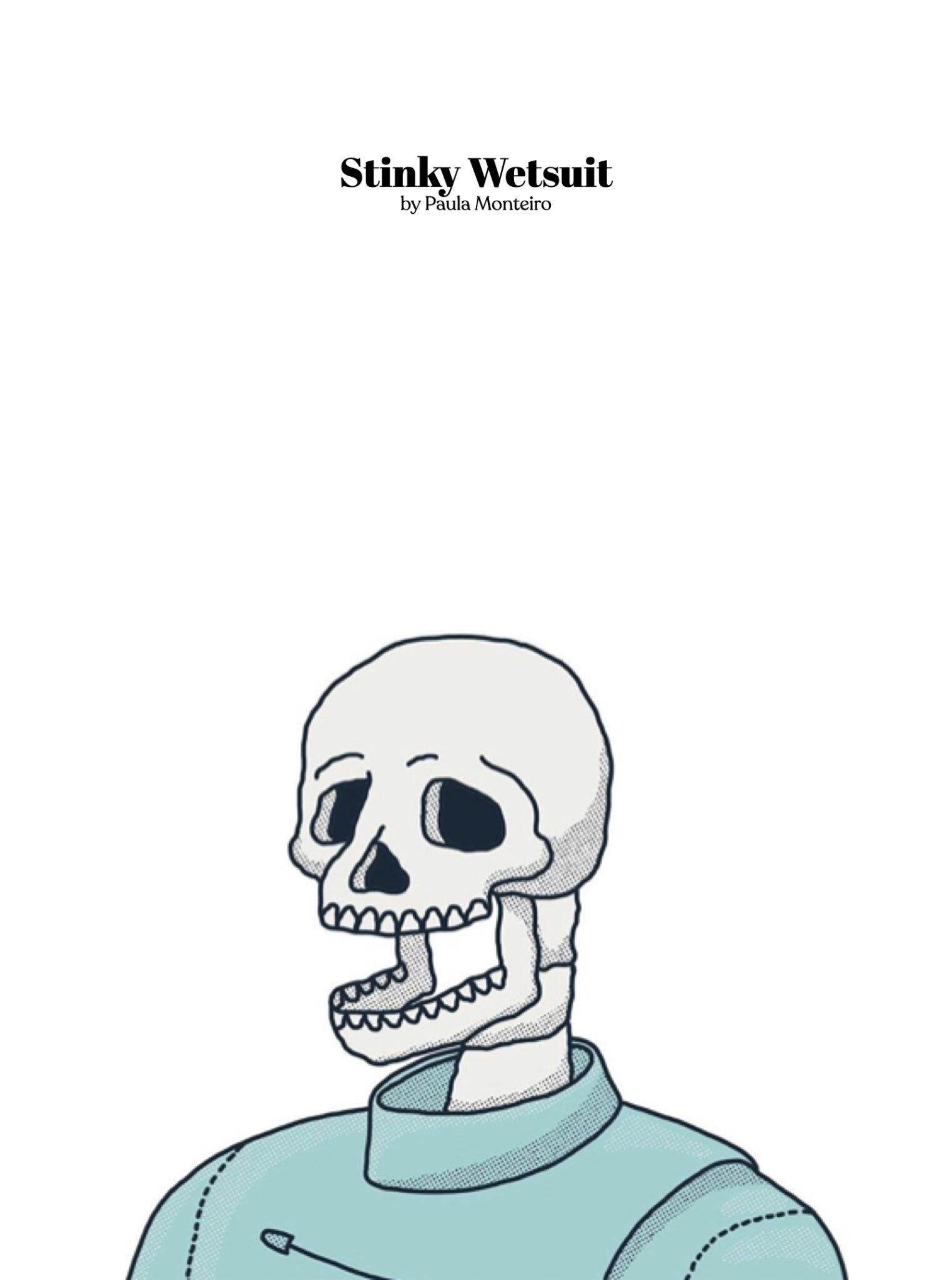 Stinky Wetsuit